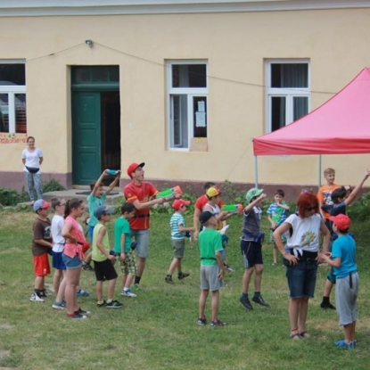 "Internationale Kinderspielstadt ""Danubius 2016"" 25. Juni – 01. Juli 2016"