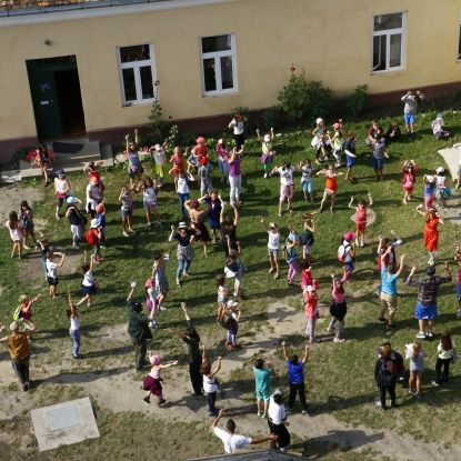 "Internationale Kinderspielstadt ""Danubius 2015"""